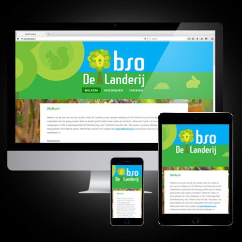 design website bso de Landerij