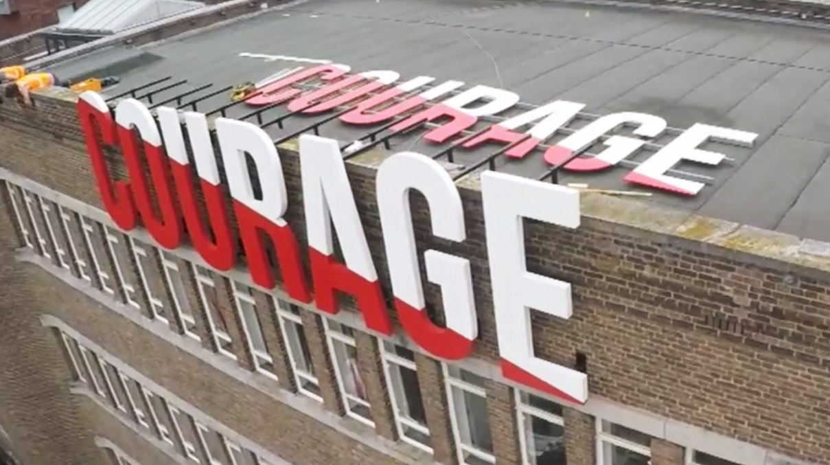courage utrecht